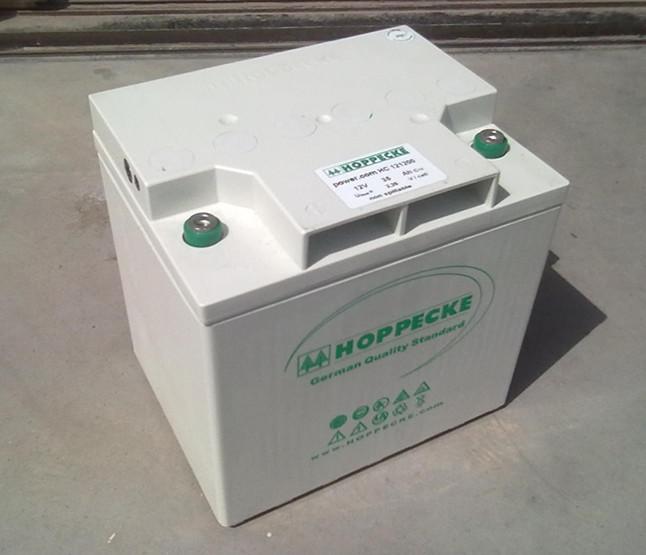 松鼠荷贝克蓄电池