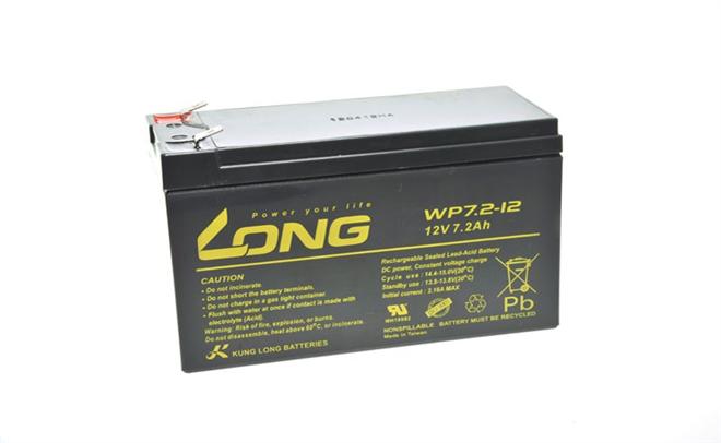 WP系列广隆蓄电池