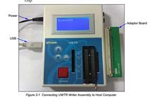 义隆USB烧录器
