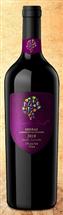 紫灵魂盾牌西拉赤霞珠红葡萄酒