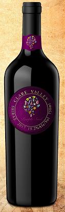 紫灵魂克莱尔珍藏西拉红葡萄酒