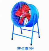 SF(G)-II 可調崗位管道軸流風機