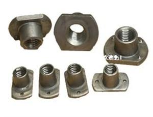 汽車焊接螺母/不鏽鋼軸承套