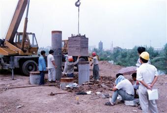 管樁施工案例