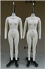 美国alvanon人体试衣模特公仔