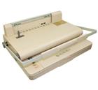 金典GD-20手动打孔电动装订十针钉条维乐热熔装订机
