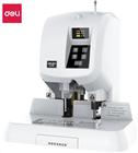得力(deli)3880 激光定位财务凭证全自动装订机 标书文案卷宗电动档案打孔机