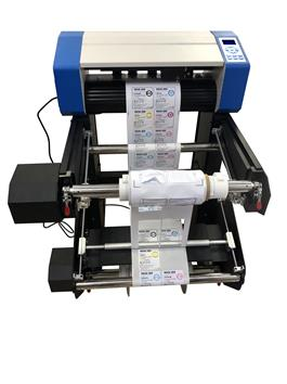 卷材数码标签模切机,标签模切机