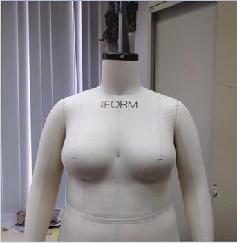 alvaform试衣模特立体剪裁人台