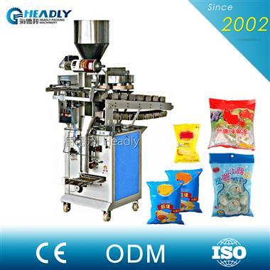 HDL-160B  Bucket chain semi Automatic packaging machine