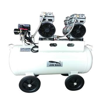 实验室医用静音无油空压机SLB60