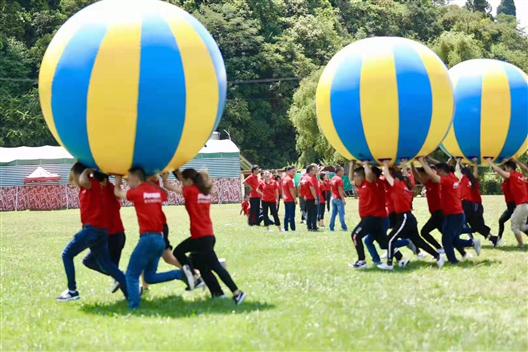 昆明公司组织团建活动场地推荐二龙湖生态园