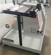 自动纠偏复卷机 400mm 小型纠偏复卷机