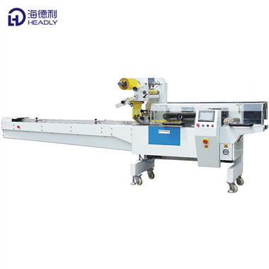 HDL-450DS Double-servo hight speed packaging machine