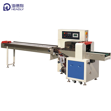 HDL-350 Rotary pillow packaging machine