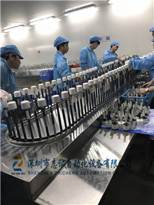Thermosyphon injection line hot water bottle injection line