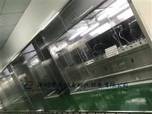 Plastic reciprocating machine spraying line reciprocating machine spraying equipment