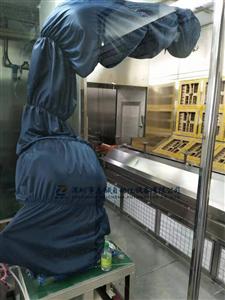 喷油设备生产线-志诚机器人设备