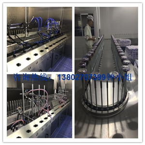 UV injection production line of Shenzhen automatic fuel injection equipment