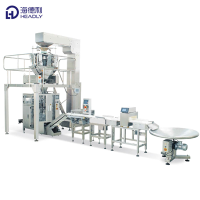 HDL Combined Weighing Full Automatic Packaging System