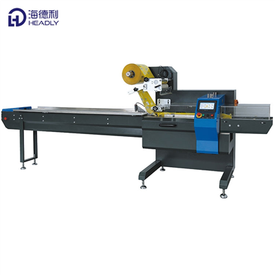 HDL-350DS Double-servo High Speed Packaging Machine