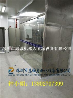 Automatic injection equipment for injection line of notebook oil injection equipment