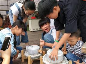 深圳亲子游特色宝安农家乐野炊、轻农耕体验、研学休闲生态园
