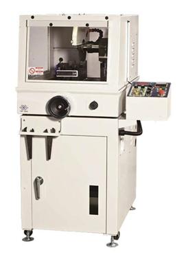 半自动集装净化式金相试样切割机一体机