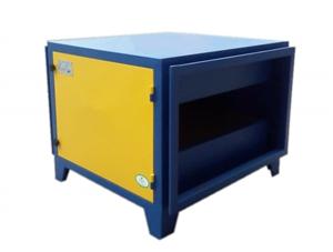 蜂窝活性炭箱