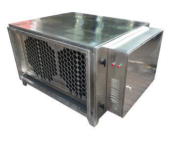 不锈钢静电油烟净化器