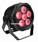 ip65 mini 6*18W Wireless dmx battery led par lighting
