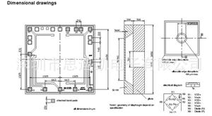 原装正品EPCOS(爱普科斯)/TDK压力传感器 B58600D8010A011
