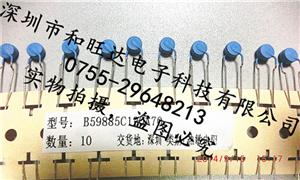 原装正品EPCOS(爱普科斯)/TDK 热敏电阻 PTC Thermistors B59885C0120A070