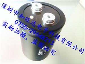 供应原装正品EPCOS(爱普科斯)/TDK  铝电解电容B43455S9478M002