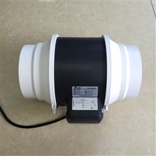 九洲普惠JD200斜流管道增壓風機
