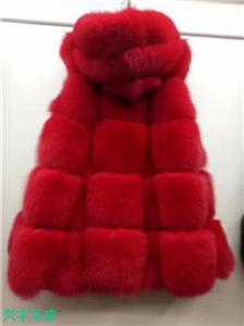 狐狸毛服装