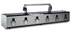 DMX 6*2.5w RGB Laser Bar