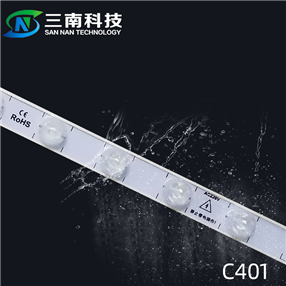 LED high pressure waterproof side light source strip-C401