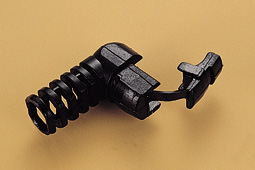 0708 KSS 耐扭直角型电源线扣