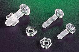 1401 KSS 塑料螺丝(圆头十字)