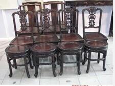 上海回收红木家具