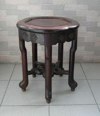 回收红木椅子 老红木凳子回收