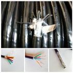 24*0.75mm²MKVV32矿用阻燃铠装监控电缆