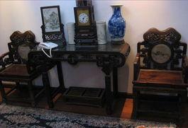古典红木椅