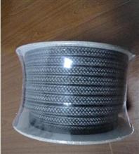 石墨四氟乙烯盘根-耐磨黑四氟盘根
