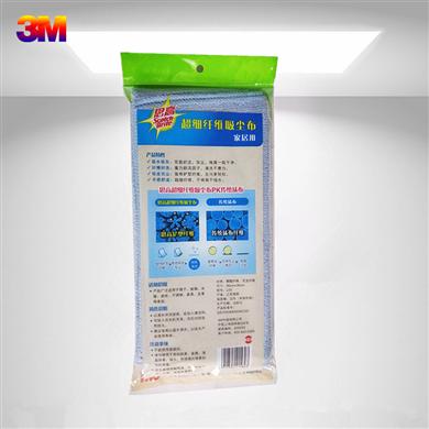 3M 思高魔力吸尘布 家居用 2片装  中国版