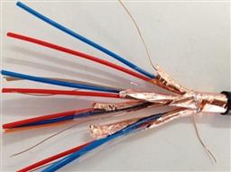 2018年DJFP2VP-5×2×0.75㎜2耐高温计算机屏蔽电缆价格