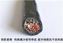 计算机电缆型号DJYPVP屏蔽铜网电线