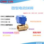 CWX-15N黄铜微型电动雷竞技下载地址
