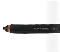 生产矿用控制电缆MKVV